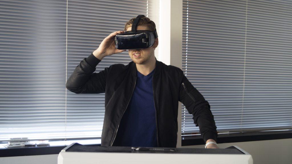 Blind simulatie
