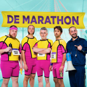 Musical De Marathon - fotograaf Dim Balsem